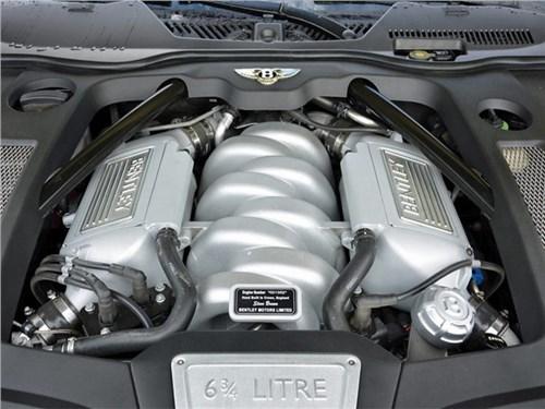 Bentley выпустила последний 6,75-литровый V8