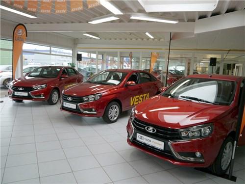 Немцы попросили возобновить продажу машин Lada в Европе