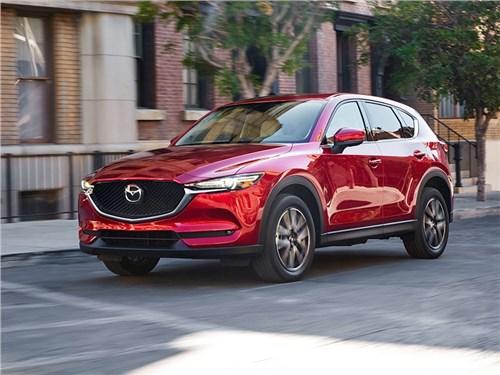 Mazda CX-5 может лишиться дизельного двигателя