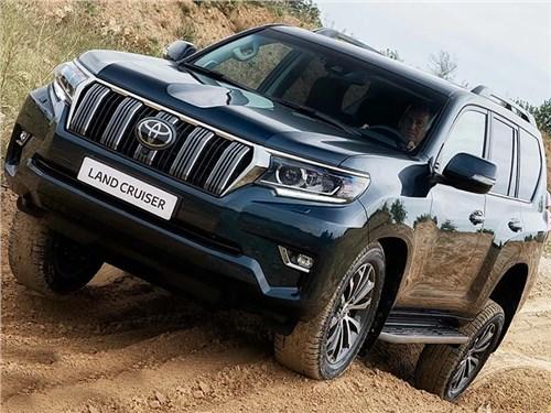 Новость про Toyota - Toyota Land Cruiser Prado