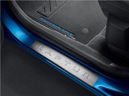 Renault Kaptur 2020 порог