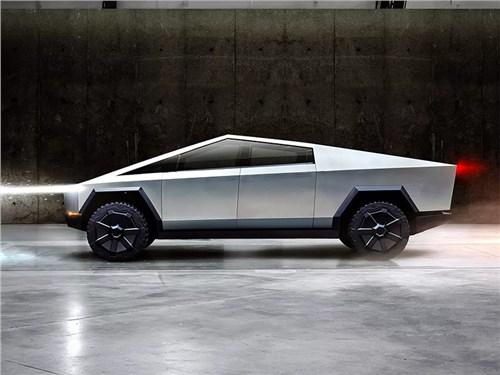 Tesla готова заменить Cybertruck «обычным» пикапом