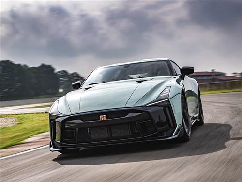 Новость про Nissan GT-R - Nissan GT-R50 Italdesign