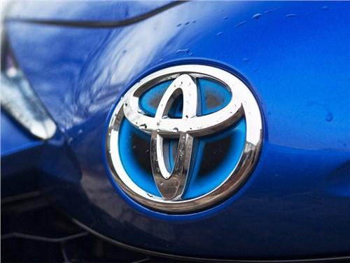 Новость про Toyota - В Toyota победили недуг по запасу хода у электромобилей