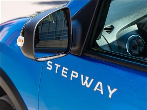 Предпросмотр renault logan stepway 2018 боковое зеркало