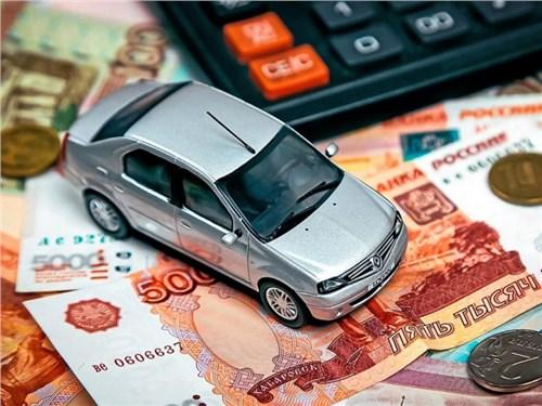 Законопроект об отмене транспортного налога внесен в Госдуму