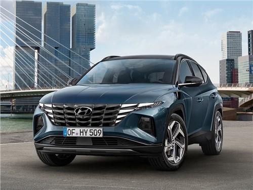 Новость про Hyundai Tucson - Hyundai Tucson (2021)