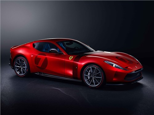 Новость про Ferrari - Ferrari Omologata (2020)