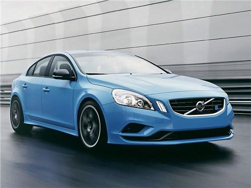 Новость про Volvo - Volvo S60 2013