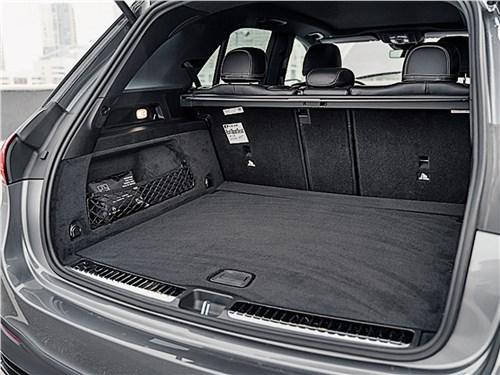 Mercedes-AMG GLE 53 2021 багажное отделение