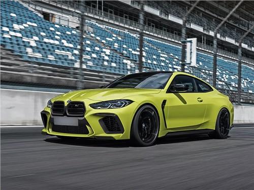 Новость про BMW M4 - BMW M4