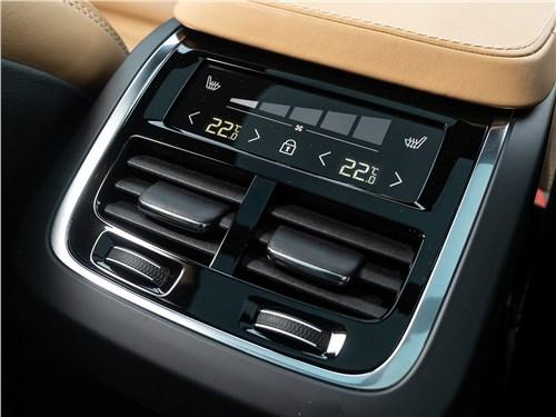 Volvo XC90 2020 климатическая система