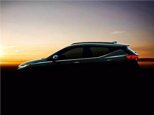 Chevrolet раскрыла подробности об электрокроссовере Bolt