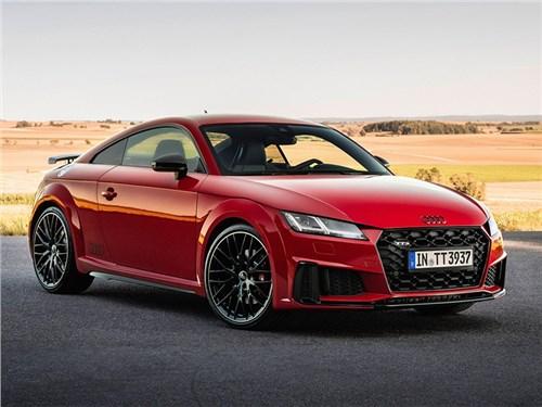 Audi TT обзавелась мощной спецверсией