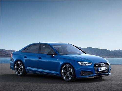 Новость про Audi - Audi A4 (2019)