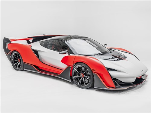 McLaren никогда не пойдет в стан кроссоверов
