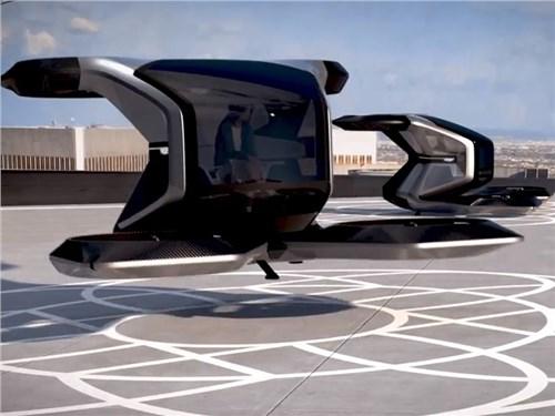 Cadillac представил пассажирский дрон