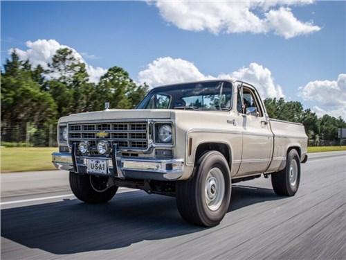 Новость про Chevrolet - Chevrolet Silverado K20