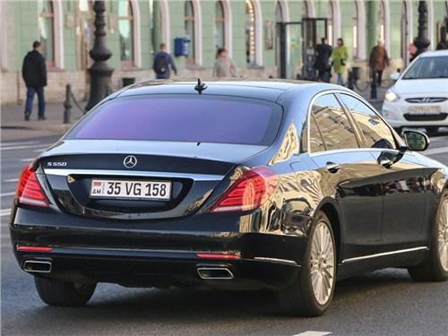 Депутаты пытаются разобраться с автомобилями из Армении