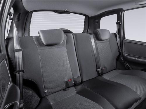 Предпросмотр lada niva travel (2021) задний диван