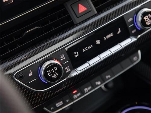 Audi A5 (2020) климат-контроль