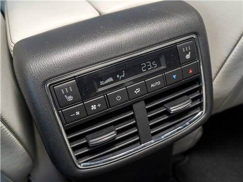 Mazda CX-9 (2021) блок «климата»