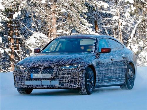 Новость про BMW - BMW I4 представят уже совсем скоро