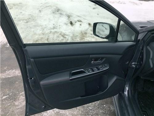 Subaru WRX Sport (2018) дверь