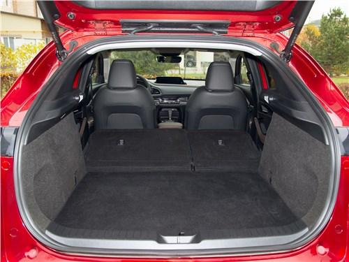 Mazda CX-30 (2020) багажное отделение