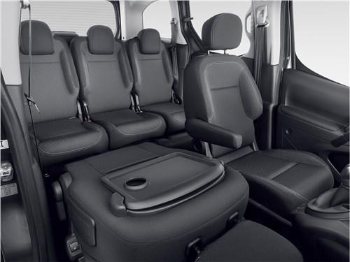 Citroen Berlingo Multispace (2019)третий ряд