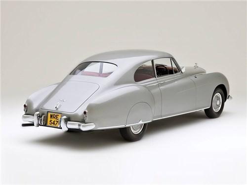 В Bentley возродят свой аэродинамический спорткар