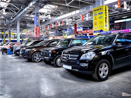 Российский автомобильный рынок показал рекордный рост