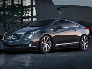 Гибридное купе Cadillac ELR – новинка года от Cadillac