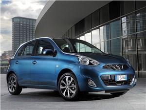 Компактный хетчбэк Nissan Micra получил обновление