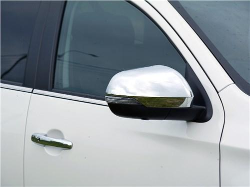 Mitsubishi Pajero Sport (2020) боковое зеркало