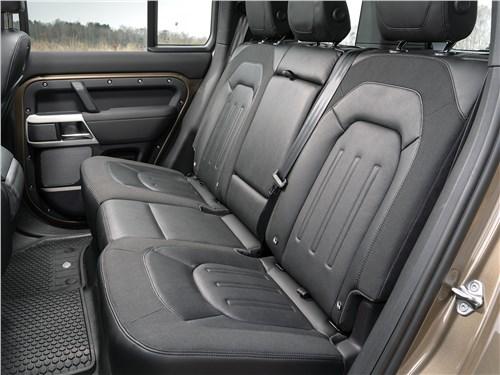 Land Rover Defender 110 (2020) задний диван