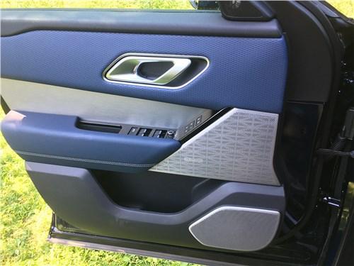Land Rover Range Rover Velar (2021) дверь
