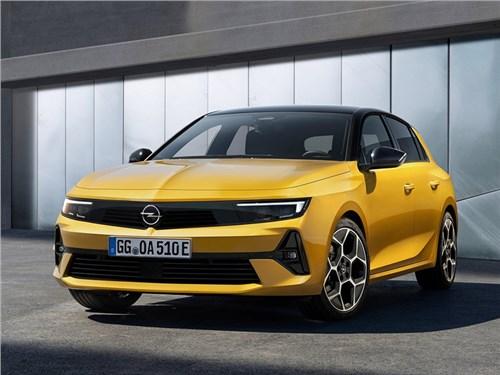 Новость про Opel Astra - Opel Astra (2022)