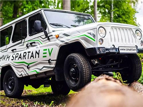 Новость про УАЗ Hunter - UAZ Hunter