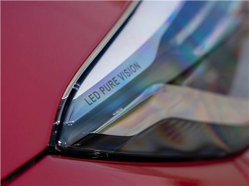 Renault Kaptur (2020) передняя фара