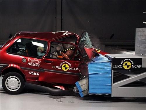 В Euro NCAP отчитались о своих новых испытаниях