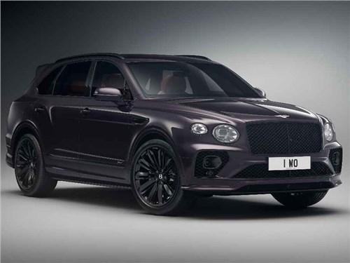 В Bentley создали автомобиль для русских