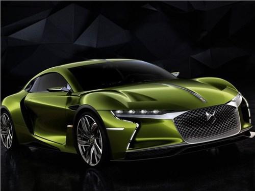 PSA Peugeot Citroen готовится к выпуску нового суперкара под брендом DS