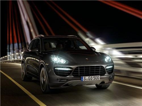 Новость про Porsche Cayenne - Porsche проводит масштабный отзыв в России