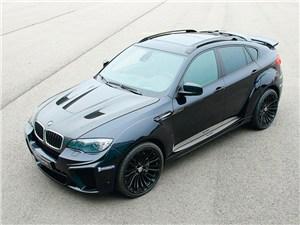 BMW X6 M тюнинг G-Power
