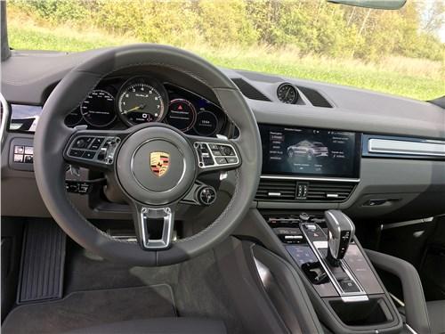 Предпросмотр porsche cayenne turbo s e-hybrid coupe 2020 салон
