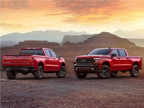 Новость про Chevrolet Silverado - Chevrolet Silverado