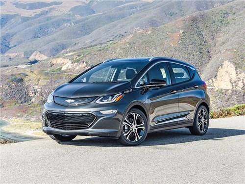 Новость про Chevrolet - Chevrolet продает электрокары Bolt себе в убыток