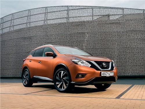 Новость про Nissan Murano - Nissan анонсировал начало продаж нового поколения Murano в России