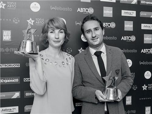 Оксана Вершинина (Lada) и Тимур Алиев (Skoda)
